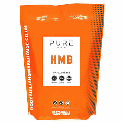 Pure HMB ANTICATABOLIC Acide Aminé Poudre 100g Beta-hydroxy Beta-méthyl