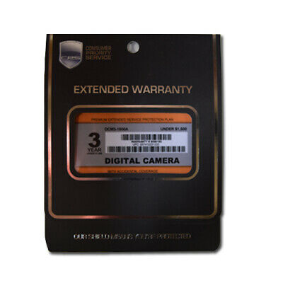 CPS 3 Year Warranty For Cameras under $1,500 + Battery For Nikon D750