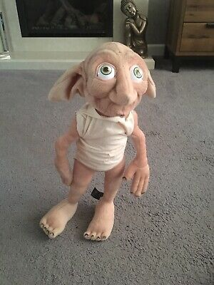 Harry Potter Dobby Teddy. Excellent Condition