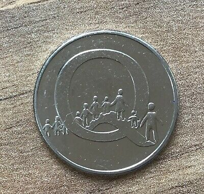 ROYAL MINT A-Z 2019 10p COIN Letter Q (QUEUING) GREAT BRITISH COIN HUNT