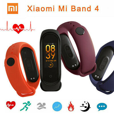 Xiaomi Mi Band 4 Colori AMOLED Tracker Fitness SmartWatch  Nuovo D1N8