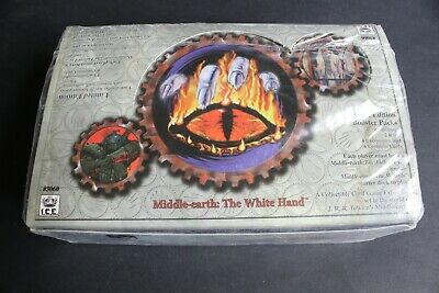 Meccg Ccg Middle Earth The White Hand Limited Edition Booster Packs Unopened New
