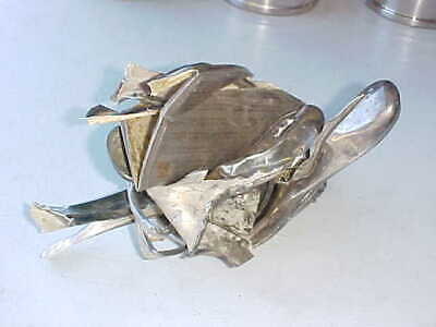 Sterling Silver-925-Sterling Silver Scrap-596 Grams-Scrap-Crafts-Jewelry-Invest