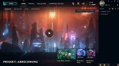 League of Legends Account / Plat IV / Over 460 Skins / All Champs / +50 LVL 7