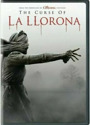 The Curse of La Llorona [DVD] [2019] NEW *Horror* FREE SHIPPING