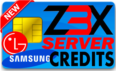 z3x Unlock Refill Credits Pack of 50 Credits