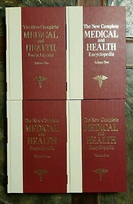 The New Complete Medical and Health Encyclopedia 1993 Richard J. Wagman M.D.