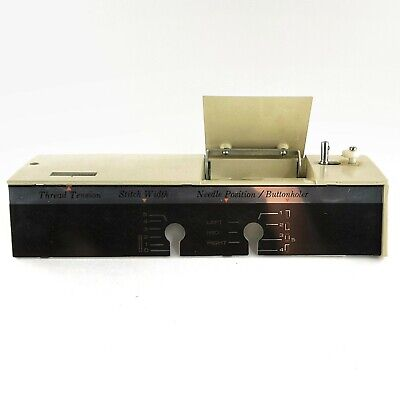 Montgomery Ward 1950 Sewing Machine PART - Top / Runway (UHT J1950)