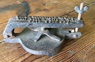 Vintage Antique Super Vulcanizer Tyre Puncture Repair Tool