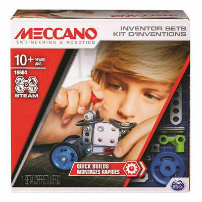 Meccano Quick Builds Building Toy 19604