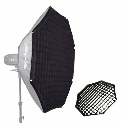 UK Octagon 120cm Photo Honeycomb Grid fr Studio Strobe Flash Umbrella Softbox