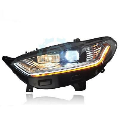 For Ford Fusion(US)/Mondeo(EU) HID Xenon Projector Headlights Headlamp LEDklo