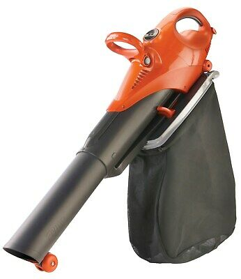 Flymo Scirocco 3000 Electric GardenVac Brand New