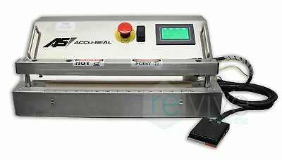 Accu-Seal 6300 Series Impulse Sealer