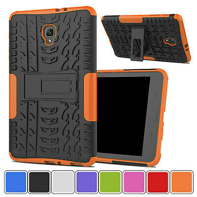 "For Samsung Galaxy Tab A SM-T380 T385 8.0"" Hybrid Heavy Duty Stand Case Cover"