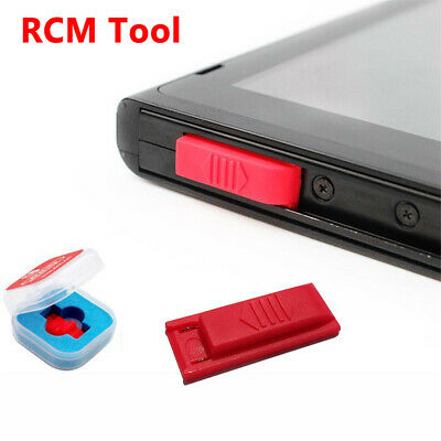 Replacement RCM Tool Short Circuit Modify File Jig for Nintendo Switch GBA Crack