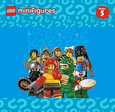 Pick your own! LEGO 8805 Collectible Minifigure Series 5