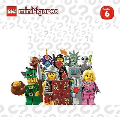 Pick your own Minifigure LEGO 8827 Collectible Minifigures Series 6