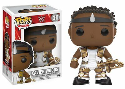 *NEW* WWE: Xavier Woods POP Vinyl Figure by Funko