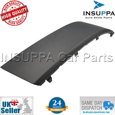 NEW VW TRANSPORTER T5 FRONT BUMPER MOULDING RIGHT O//S 2003-2009 7H08077187G9