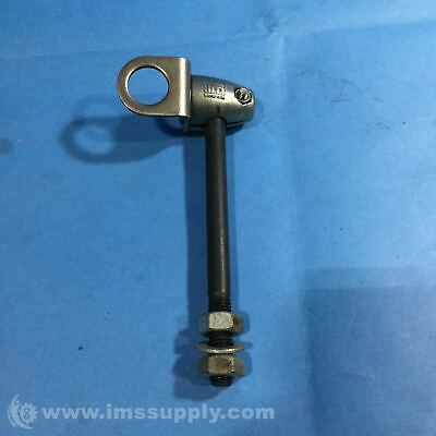 "Ifm Mounting Set, Right Angle Mounting Bracket, 6"" Screw Usip"