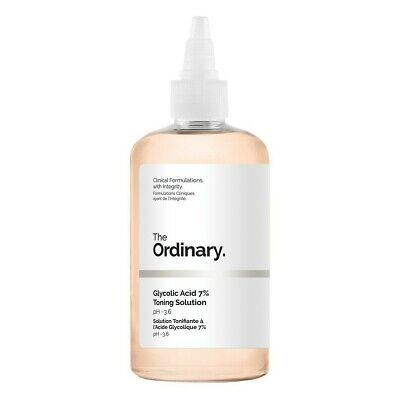 The Ordinary Glycolic Acid 7% Toning Resurfacing Solution 240ml NO BOX