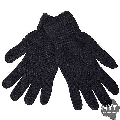 Mens Thermal Heat Insulator Knitted Glove Stretch Winter Warm 1 Pair Of Gloves