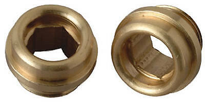 Brass Craft Service Parts SC0908X Faucet Seat, Central Brass, Lead-Free Brass,