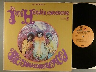 Jimi Hendrix Experience, The  Are You Experienced?   Psych  Early 70s Issue