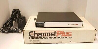 Channel Plus 4241 Performance Multi-Room Video New Open Box