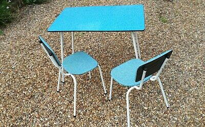 Vintage / Retro Formica Table and Chairs