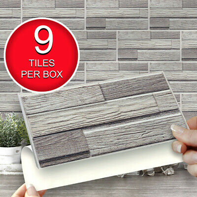"""Self Adhesive Peel & Stick Wall Tiles 