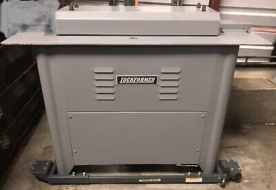 Lockformer 22 Gauge Cleatformer HVAC Sheetmetal Machine 1 Phase 115/230 SN 6052