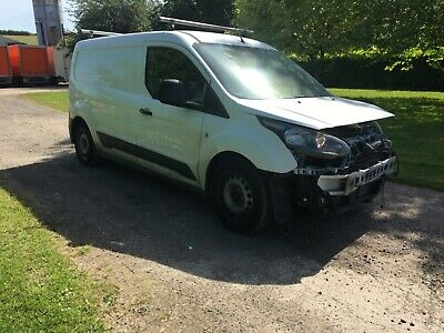 Ford transit connect  damaged, salvage