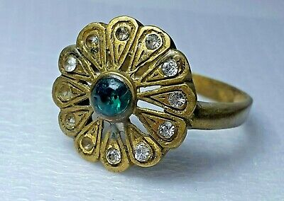 EXTREMELY ANCIENT VIKING RING bronze Rare Vintage Artifact Stunning VERY OLD