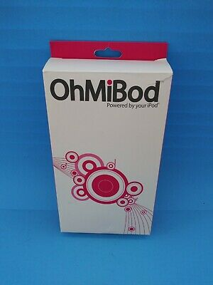 Original Ohmibod powered by your iPod multi-speed exerciser/massager Wired New