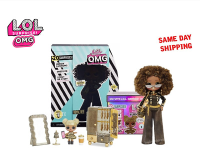 LOL Surprise ROYAL BEE OMG Doll & BOUTIQUE Spaces House Furniture PREORDER