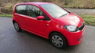 2014 - '64' Skoda Citigo 1.0 MPI ( 60ps ) SE Petrol, 22k miles, great runner