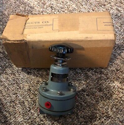 Moore Products Co Nullmatic Pressure Regulator 40E2 Nos