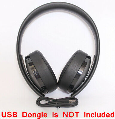 -NO DONGLE- Sony PS4 PlayStation 4 Gold Edition Wireless Headset Only CUHYA-0080