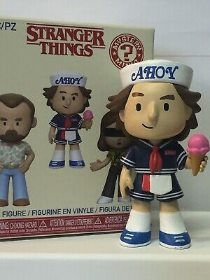 Funko Mystery Minis Netflix Stranger Things Series 2 Scoops Ahoy STEVE 1/12