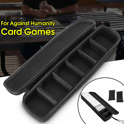 Travel Carry Storage EVA Box Hard Case Cover for Cards Against Humanity Games