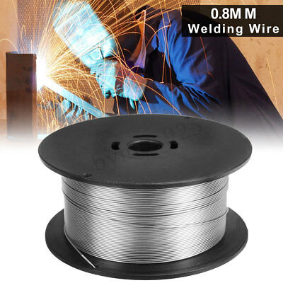 "AU Solid Mig Welding Wire 304 Stainless Steel 0.8mm 0.031"" General Purpose 1kg !"