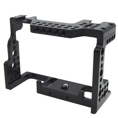 Camera Cage Protective Camera Stabilizer For Sony A7II/A7III/A7SII/A7M3/A7RII