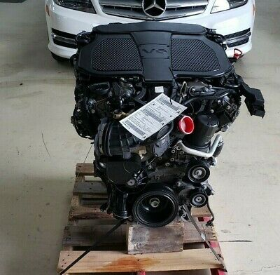 Mercedes Benz ML350 Engine 2012 2013 2014 2015 4MATIC 50K Compression Tested 166