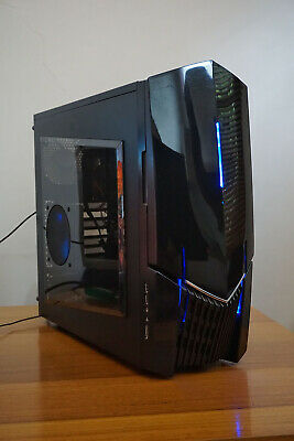 NZXT Full size PC Case - excellent condition