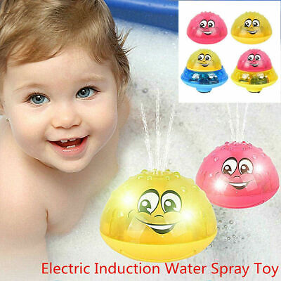 Infant Children's Electric Induction Water Spray Toy HOT M9A2