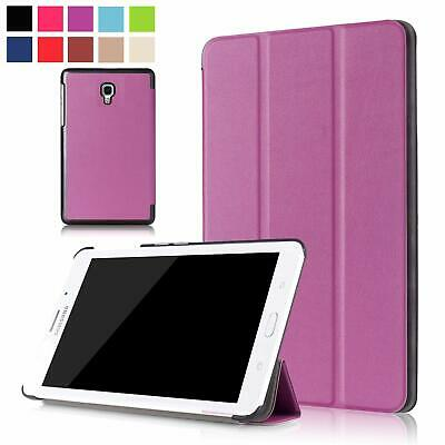 For Samsung Galaxy Tab A 8.0 SM-T380 / T385 2017 Tablet Smart Leather Case Cover