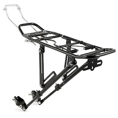 """24""""/26""""/28"""" Cycling Bicycle Road Bike Rear Pannier Rack Luggage Carrier Stand"""
