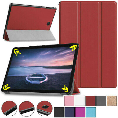 "For Samsung Galaxy Tab A 8.0""2015 SM-T350 Leather Folding Folio Case Stand Cover"